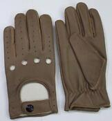 Vintage Mens Driving Gloves