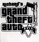Grand Theft Auto Video Game Merchandise