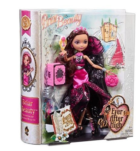 NEW Ever After High Briar Beauty Doll - Royal