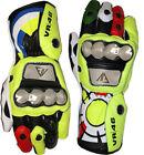 Hi-Vis/Reflective Motorcycle Gloves