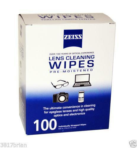 Zeiss Microfiber Cleaning Cloth: Zeiss Lens Cleaner: Vision Care