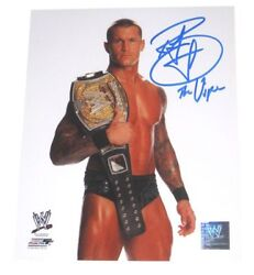 Other Autographed Wrestling