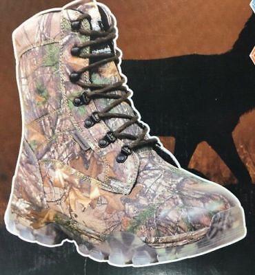 dac9bd38045db Herman Survivor Enduro Waterproof Thinsulate Realtree Hunting Boot 13 Wide  NIB