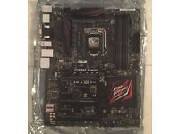 ASUS Z170 Pro Gaming Motherboard (Brand New but Faulty)(Gaming PC Board)