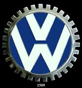 Vintage VW Badge
