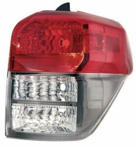 2010-2013 Toyota 4Runner Tail Light Passenger Side (Trail) High Quality