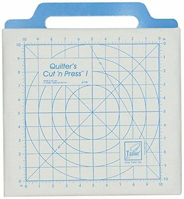 """June Tailor Quilter's Cut-n-Press I 11"""" x 11"""""""