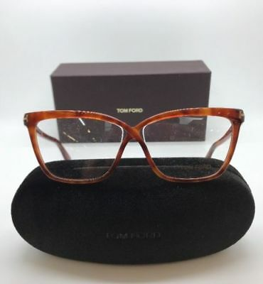 TOM FORD TF 5267 053 WOMENS EYE GLASSES FRAMES 56-12-135 NEW With Case!!!