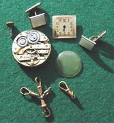 Taschenuhr Uhrwerk