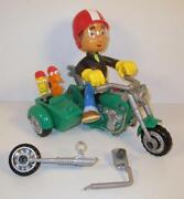 Handy Manny Motorcycle