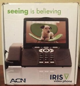 ACN IRIS V5000 VOIP Digital Video Phone WG4K BrandNew
