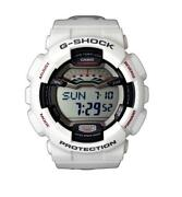 Mens White G Shock Watch