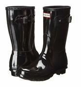 Hunter Rain Boots 7 Black