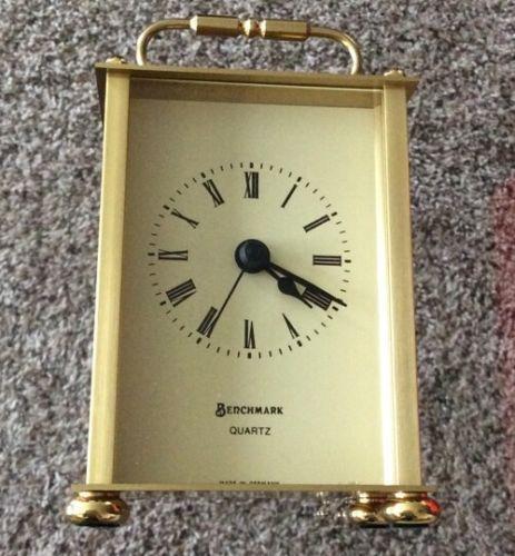 Benchmark Clock Ebay
