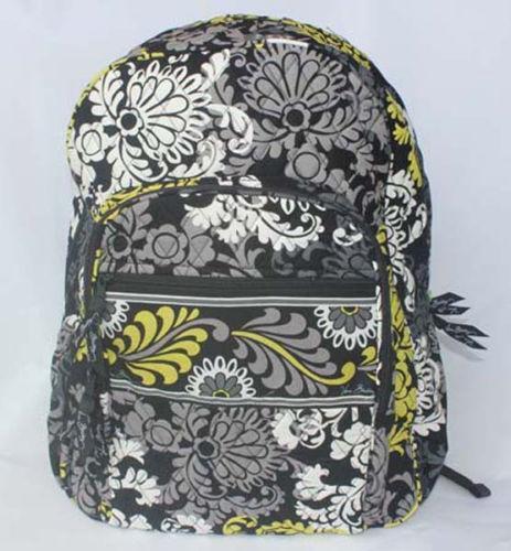 d8e00f7cd6 Vera Bradley Baroque Backpack