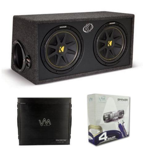 car audio subwoofer sub ebay. Black Bedroom Furniture Sets. Home Design Ideas
