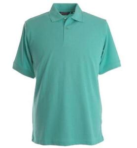 Work polo shirts ebay for Work polo shirts embroidered