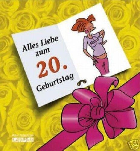 Buch Jahrgang Jahr 1994 zum 20. Geburtstag für Frauen