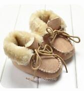 Infant Snow Boots Size 4