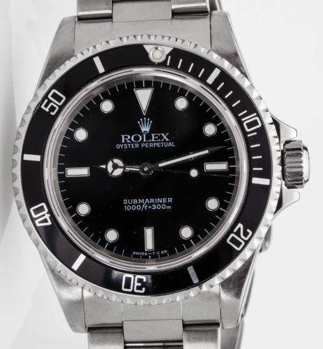 Rolex mens gents watches ebay for Watches on ebay