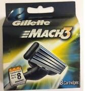 Mach 3 Razor Blades