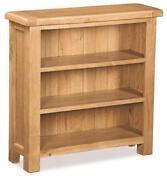 Small Oak Bookcase