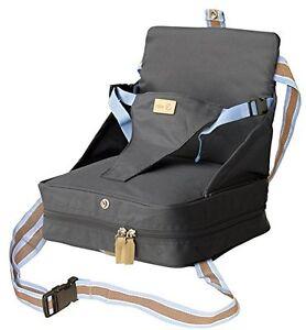 Baby Roba Boostersitz Tischsitz Reisehochstuhl mit aufblasbarem Sitzkissen NEU