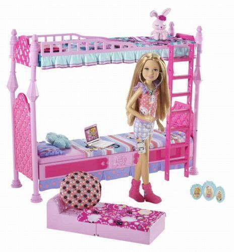 Barbie Bunk Bed