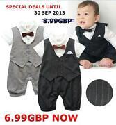 Boys Suit 12-18 Months