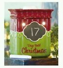 Scentsy Red Ceramic Candle Holders & Accessories