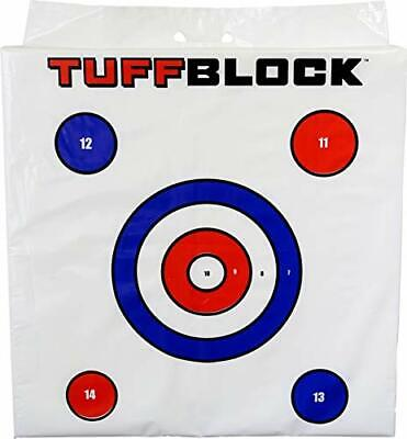 BEST Archery Low Poundage Target Practice Block for Pros & Beginners (24 x (Best Archery Block Target)