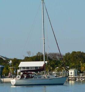 Bahamas Dreaming...Ontario Yachts 32' Sailboat