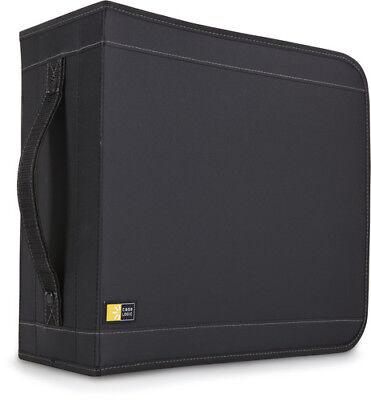 Pair of Case Logic CDW320 Wallets Caselogic CDW 336 DJ NEW CD DVD Storage Case Logic Cdw 320 Nylon