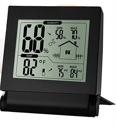 Igrometro Termometro Digitale Termoigrometro LCD