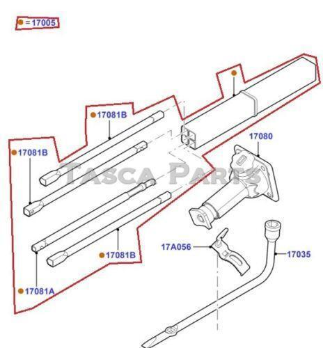 Ford Ranger Replacement Car Jack