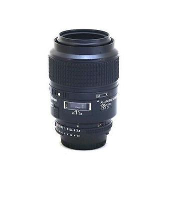 Nikon Micro-Nikkor 105mm / 105mm 2.8d / F/2.8 D Lens