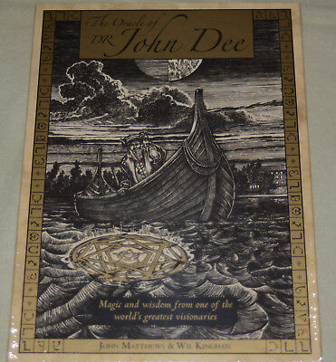 ** NEW ** The Oracle of Dr. John Dee: Magic and Wisdom (Dented Box Sale)