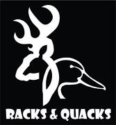 Hunting Truck Decals