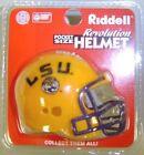 Riddell LSU Tigers NCAA Helmets