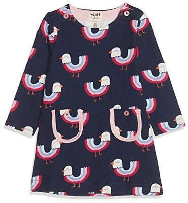 Hatley Baby Girls Mod Dress, Rainbow Birds, 3-6 Months, Rainbow Birds, Size...