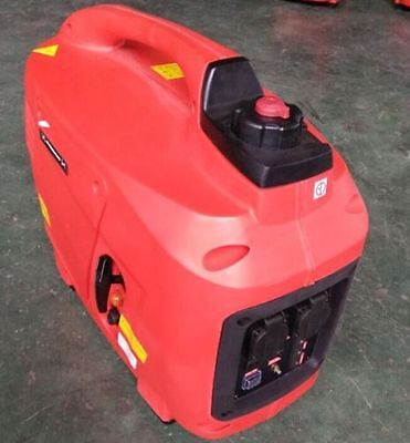DIGITAL PETROL GENERATOR SILENT SUITCASE 2 KVA 2 year uk warranty