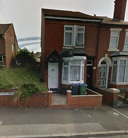 *B.C.H*-3 Bed Semi-detached home-Station Road, CRADLEY HEATH-Close To Old Hill Train Station