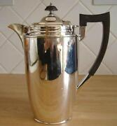 Silver Coffee Pot