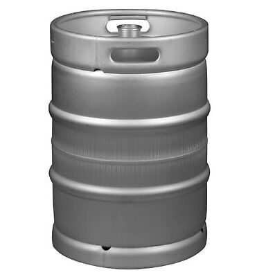Brand New Kegco 15.5 Gallon 12 Barrel Commercial Beer Keg - Sankey D System