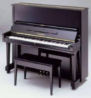 Yamaha Piano YU3PE 2002 Top Model AS NEW.