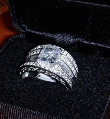 Discontinued Diamonique Rings