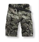 Mens Camouflage Shorts