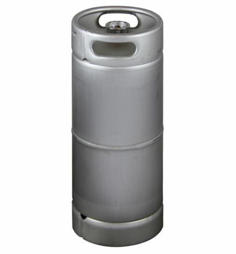 NEW 5 Gallon Commercial Draft Beer Keg - Drop-In D System Sankey Valve