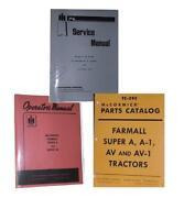 Farmall A Parts