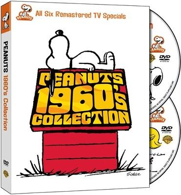The Peanuts, Peanuts - Peanuts: 1960's Collection [New DVD] Full Frame, Gift Set